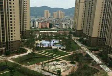 重庆光和城地坪施工案例