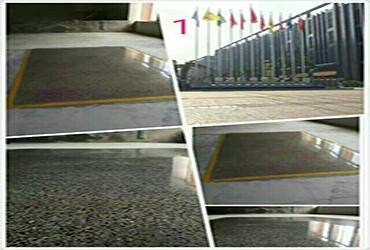 署光工业地坪装饰案例